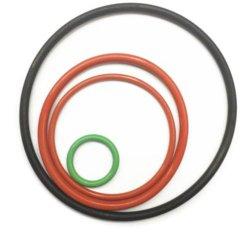 Estándar o Personalizar la junta tórica de caucho FKM químico ácido resistentes al calor de la junta tórica de sellado de caucho Ffkm
