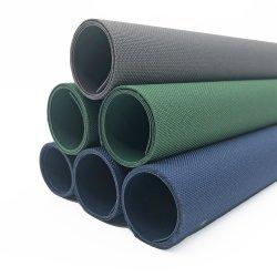Kundenspezifische 600d imprägniern Wasser-beständiges Kurbelgehäuse-Belüftung beschichtetes Polyester-Oxford-Gewebe
