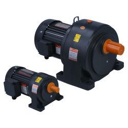 100W-3700W высокой мощности низкий уровень шума низкий уровень вибрации в горизонтальном положении на три этапа небольших AC электрический двигатель переключения передач для камеры машины оборудование для сельского хозяйства