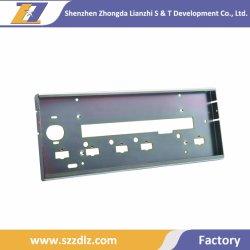 강철 관통되는 각인 커버 시트 금속 알루미늄 각인 상자