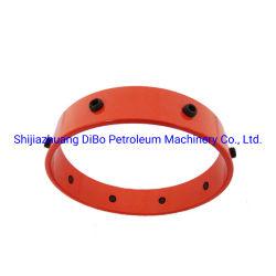 API 10d Collar de tope de tubo de collar de tope de perforación centralizador de la carcasa
