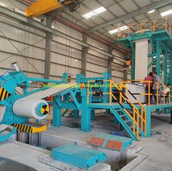 هييتو يوفر خط الترقق الساخن لفيلم PVC من الفولاذ/الألومنيوم، خط طلاء خطوط، خط إمبوسني