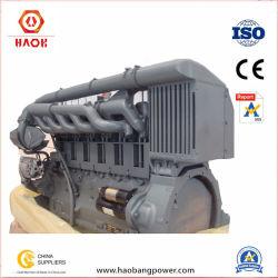 Diese motor Deutz refrigerado por aire (BF6L913C) para la máquina de azúcar en la Bell