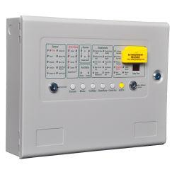 火災警報システム用の精巧な従来のガス消火コントロールパネル