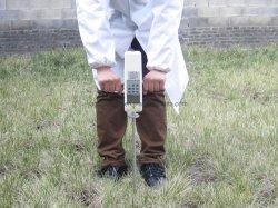 Tester portatile del tester di durezza del terreno Tyd-2