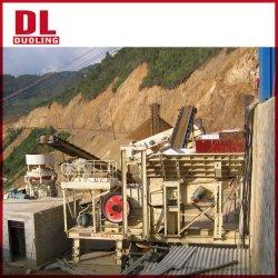Duoling Bergbau, der Maschinen-mobilen Steinfelsen-Kiefer/Sand-Hersteller-Zerkleinerungsmaschine-Maschine des Kegel-/Impact/VSI zerquetscht