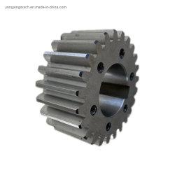 Herstellender hohe Präzisions-Stahlsporn-Gang auf Verkauf