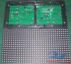 Один цвет P6 для использования внутри помещений светодиодный модуль для использования внутри помещений малый вес