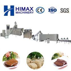 آلية كاملة الصناعية النقوش Soy Protein Production Line Tvp خط الإنتاج