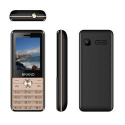4GB+512MB 기억 장치를 가진 2.4inch Kaios 특징 전화, 2500mAh 건전지, 중국 공장에서 이중 SIM 대역