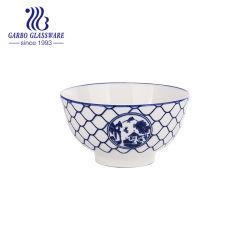 Commerce de gros Bol en céramique classique de la Soupe de Riz Salades Bol en porcelaine grès