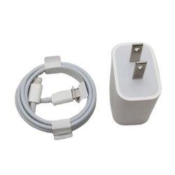 USB- di carico veloce eccellente C del cavo di dati dell'adattatore di potere 20W a 8 cavi di Pin per il iPhone