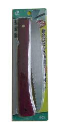 Il rotolo di potatura piegante della maniglia di plastica di legno ha veduto per il taglio facile