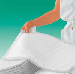 Em polipropileno Anti-Bacteria Spunbond Nonwoven Fabric emMedical & Higiene matérias-primas Nonwoven Fabric ISO de produtos de higiene
