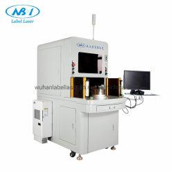 Faser-Laser-Markierungs-Maschinen-Drucken-Maschine für Metallfirmenzeichen/Typenschild/Vin Zahl