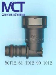 """1/2"""" femelle du raccord de tuyau de carburant se connecter avec l'automobile F connecteur rapide du tuyau d'huile de tube"""