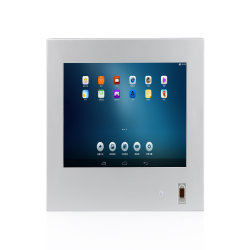 Fábrica de China RoHS CE 13,3 pulgadas de red con un equipo Touch Panel PC Fanless Inudstrial Android Tablet PC