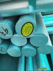 L'acheteur peut contrôle le chargement de la tige de barres en alliage aluminium billette avec SGS