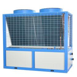 Industrielle 10 12 15 20 Tonnetr-Luft abgekühlte Rolle-Luft-Wasser-Maschine