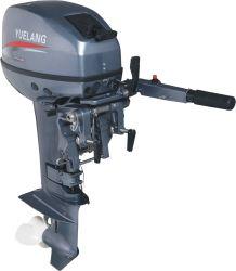 Горячая Продажа 2 цикл 15HP подвесным мотором / снаружи двигателя/ судна двигатель