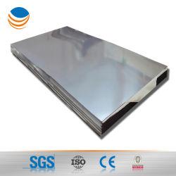Tôles laminées à froid 200, 300, 400 graves SS201 Carbone/AISI 304L 304 316 309S 910 2b Surface inoxydable/Couleur PPGI GI /ondulé galvanisé recouvert de feuille d'acier de toiture