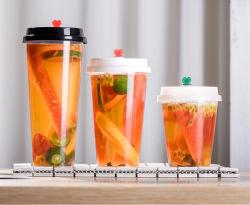 印刷のロゴの使い捨て可能なPPの注入のコップを飲む氷