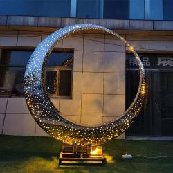 대도시의 야외 금속 조각 공공 예술 조각에 부식 안정성