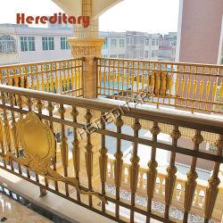 Balcón de Europa barandilla / Umbral de la ventana de la planta superior de cerco decorativo