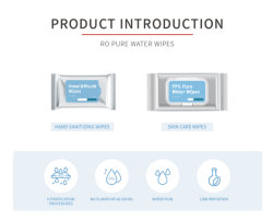 Baby 99% Pure Water Wipes, RO Water