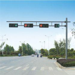 CCTV galvanizado o monitoramento de tráfego tráfego pólo postes de iluminação
