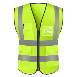 Светоотражающий жилет, безопасность, строительство, проектирование, отражающая одежду, санитарные работники Одежда для безопасности куртка для верховой езды Высокозаметная одежда