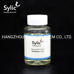 Sylic® Super esponjoso suave Aceite de Silicona 4017 para el poliéster /Suavizante catiónico auxiliar/acabado