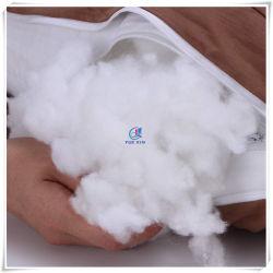 Suave al Tacto Fiberfill de poliéster para la almohada y relleno de juguete