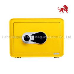 Tiger Série Colorida Home Safe com recurso de impressão digital (HP-CE25F)