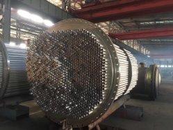 أنبوب سلس ASTM A213 Tp316L لكاتم مبادل حرارة الغلاية المبادل الحراري الفائق