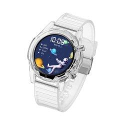 S10 Sports Smart Watch 패션 선물 실리콘 컬러 라이트 다국어 방송 디지털 스포츠 시계, 어린이용 여성 소녀 남자 소년용으로 적합