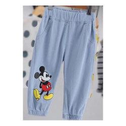 Детские Джинсовые брюки, детской одежды, тканый детской одежды