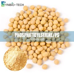 ST002-YPS polvere di fosfatidilserina da estratti di girasole di soia PS C42H82NO10P Nutrizione Supplemento estratti di erbe