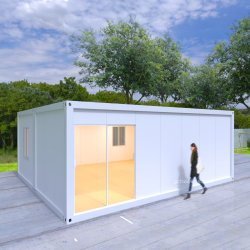 ISO Frames Flat Pack Storage Hotel Solar Container Bar 레스토랑