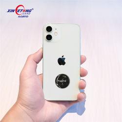 ホットセールエポキシフォン NFC タグカスタムプリント 13.56MHz プログラマブル ソーシャルメディアタップ NFC エポキシタグ