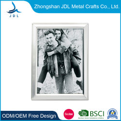 Nuevo diseño de aluminio de promoción personalizada de Caballos Alquiler de Metal Marco de fotos (017)