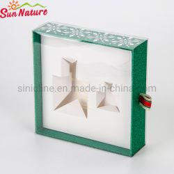 Hidratantes 2020 Festival Spray Embalagem de Natal exibindo a janela de PVC Caixa de papel
