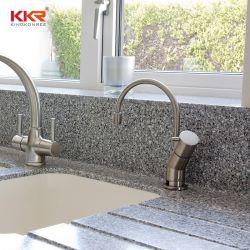 Villa Décoration Marbre artificiel de haute qualité Pattern/ double évier de cuisine unique