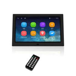 FHD 10-дюймовый цифровой фоторамки черно-белый цвет WiFi Android IPS цифровой фоторамки с HD Mi вход