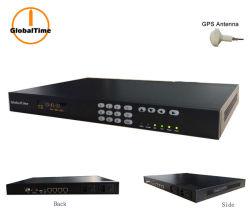 Сервер времени GPS, 4, подсоедините Ethernetports Ntp часы