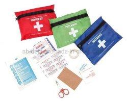 Travando portátil Kit de Primeiros Socorros