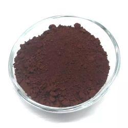 Óxido de hierro marrón 610 686 Pigmento cerámico para esmalte esmalte cerámico