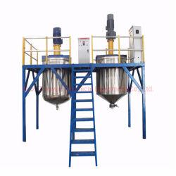 優秀な品質の炭素鋼の支払能力があるペンキかコーティングの生産設備