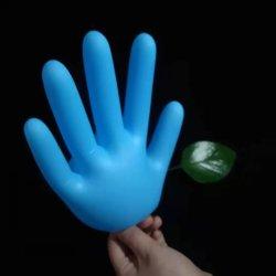 Vinyle/nitrile/Mixedblend/composé/Gants d'examen en nitrile synthétique, multi-usages, gant jetable