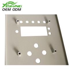 Panel de energía eléctrica en acero personalizados de verificación Caja de distribución de chasis de metal